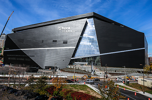 When Is The First Vikings Game At Us Bank Stadium