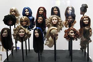 Barbie Doll Exhibition At Musee des Arts Decoratifs  - Paris Fashion Week Womenswear Fall/Winter 2016/2017