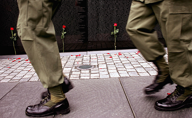 30th Anniversary Of The End Of Vietnam War Observed