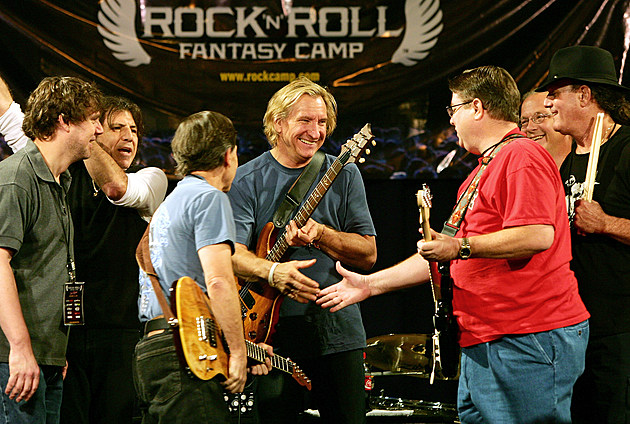 10th Anniversary Of The Rock 'n' Roll Fantasy Camp In Vegas